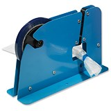 Image of Bag Neck Sealer Dispenser for 9mm Tape - Blue