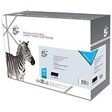 Image of 5 Star Compatible - Alternative to HP 11A Black Laser Toner Cartridge