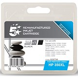 5 Star Compatible - Alternative to HP 350XL Black Ink Cartridge