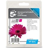 5 Star Compatible - Alternative to HP 88XL Magenta Ink Cartridge