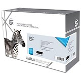 Image of 5 Star Compatible - Alternative to HP 16A Black Laser Toner Cartridge