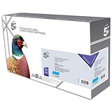 Image of 5 Star Compatible - Alternative to Brother TN135C Cyan Laser Toner Cartridge