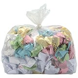 Image of 5 Star Refuse Sacks / 130 Gauge / 110 Litre / Clear / Box of 200