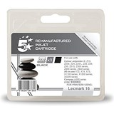 5 Star Compatible - Alternative to Lexmark No. 16 Black Inkjet Cartridge
