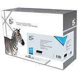 Image of 5 Star Compatible - Alternative to HP 642A Black Laser Toner Cartridge