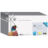 Image of 5 Star Compatible - Alternative to HP 504A Yellow Laser Toner Cartridge