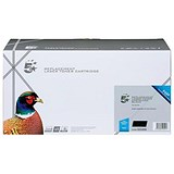 5 Star Compatible - Alternative to HP 504X Black Laser Toner Cartridge