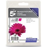 Image of 5 Star Compatible - Alternative to Brother LC1280XLM Magenta Inkjet Cartridge