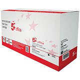 Image of 5 Star Compatible - Alternative to Brother TN325BK Black Laser Toner Cartridge