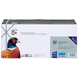 Image of 5 Star Compatible - Alternative to Brother TN325C Cyan Laser Toner Cartridge