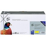 Image of 5 Star Compatible - Alternative to Brother TN325Y Yellow Laser Toner Cartridge