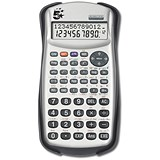 Image of 5 Star Office Scientific Calculator 2-Line Display 279 Function KC-4650P