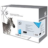 Image of 5 Star Compatible - Alternative to HP 507A Black Laser Toner Cartridge
