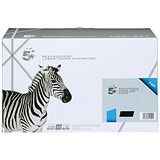 Image of 5 Star Compatible - Alternative to HP 90A Black Laser Toner Cartridge