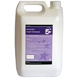 5 Star Extraction Carpet Shampoo - 5 Litres