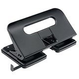 Image of 5 Star 4-Hole Punch / Grey / Punch capacity: 40 Sheets