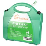 Image of 5 Star First Aid Kit HS1 - 1-20 Users