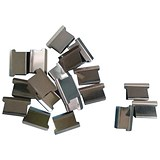Image of 5 Star Ultra Clip 40 Refills / Steel / Pack of 50