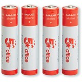 Image of 5 Star Batteries / AAA / Pack of 4