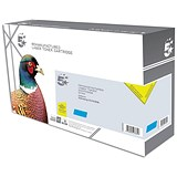 Image of 5 Star Compatible - Alternative to Samsung CLT-C506L Cyan Laser Toner Cartridge