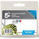 5 Star Compatible - Alternative to HP300 Colour Inkjet Cartridge