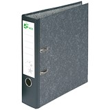 Image of 5 Star A4 Eco Lever Arch File / Recycled / Cloudy Grey