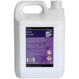 Image of 5 Star Floor Gel Lemon 5L