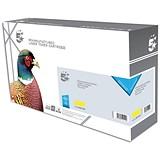 Image of 5 Star Compatible Laser Toner Cartridge Page Life 2700 Yellow [HP CF382A Alternative]