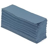 Image of 5 Star Cloths Dispenser Multipurpose Low Lint Solvent-resistant 110gsm 30x42cm Blue [Box 160]