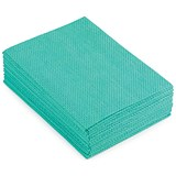 Image of 5 Star Heavy-duty Cloths / Anti-microbial / Green / Pack of 25