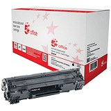 Image of 5 Star Compatible - Alternative to HP 83X Black Laser Toner Cartridge