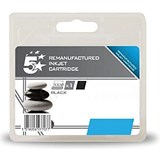 Image of 5 Star Office Compatible InkJet Cartridge Page Life 9200pp Black [HP No.970XL CN625AE Alternative]
