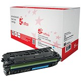 5 Star Compatible - Alternative to HP 508A Cyan Laser Toner Cartridge