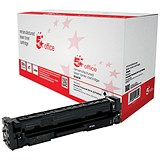 Image of 5 Star Compatible - Alternative to HP 201A Black Laser Toner Cartridge