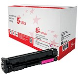 Image of 5 Star Compatible - Alternative to HP 201A Magenta Laser Toner Cartridge