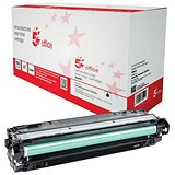 Image of 5 Star Compatible - Alternative to HP 650A Black Laser Toner Cartridge