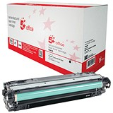 Image of 5 Star Compatible - Alternative to HP 307A Black Laser Toner Cartridge
