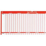 5 Star 2019 Office Day Planner / Mounted / 915x610mm