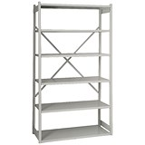 Image of Bisley Shelving Starter Kit / W1000 x D460mm / Grey