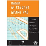 Image of Chartwell Graph Pad / A4 / 50 Sheets