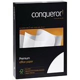Image of Conqueror A4 Smooth Wove Paper / Cream / 100gsm / Ream (500 Sheets)