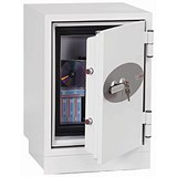 Image of Phoenix Fire Protection Datacare Safe / Key Lock / 95kg / 17L / W470xD470xH685mm