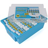 Image of Classmaster 40g Education Gluestick - Tray of 108