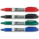 Show-me Teacher Drywipe Marker / Assorted / Pack of 4