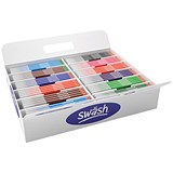 Swash Komfigrip Colouring Pen / Broad Tip / Assorted / Pack of 300