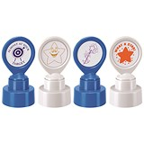 Colop Motivational Stamp / Assorted Pack A / Pack of 4