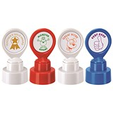 Image of Colop Motivational Stamp / Assorted Pack B / Pack of 4