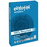Evolution A4 Business Paper / 90gsm / White / Ream (500 Sheets)