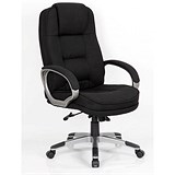 Image of Monterey Executive Chair - Black