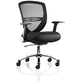 Image of Iris Operator Chair - Black